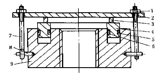 液压螺母结构图
