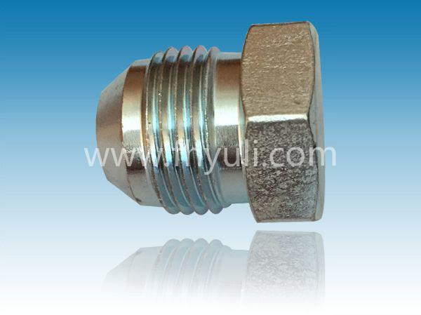 美制JIC螺纹37°扩口式直管接头 2408系列