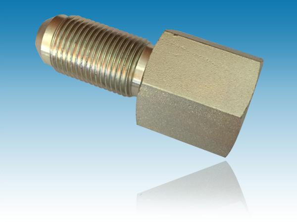 美制JIC螺纹37°扩口式直管接头 2705系列