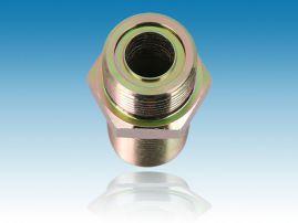 美制ORFS螺纹O型圈平面密封管接头 FS2700系列