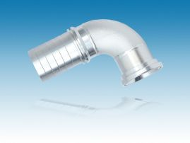标准软管接头90°胶管芯子